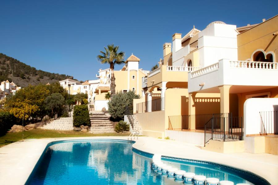 Duplex penthouse ref 3265-02430 for sale in Las Atalayas Spain - Quality Homes Costa Cálida