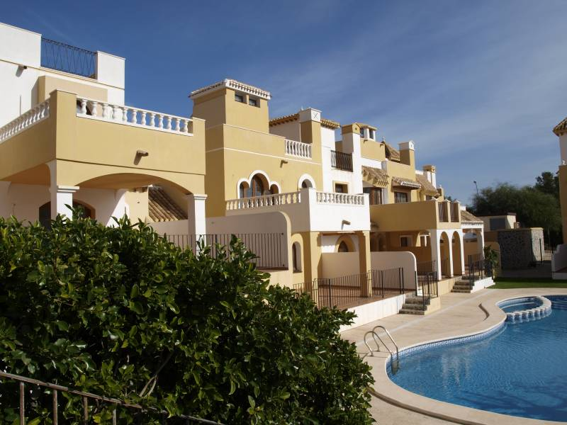 Gallery Image 2 of INVESTMENT OPPORTUNITY at La Manga Club! 2 bedroom town house