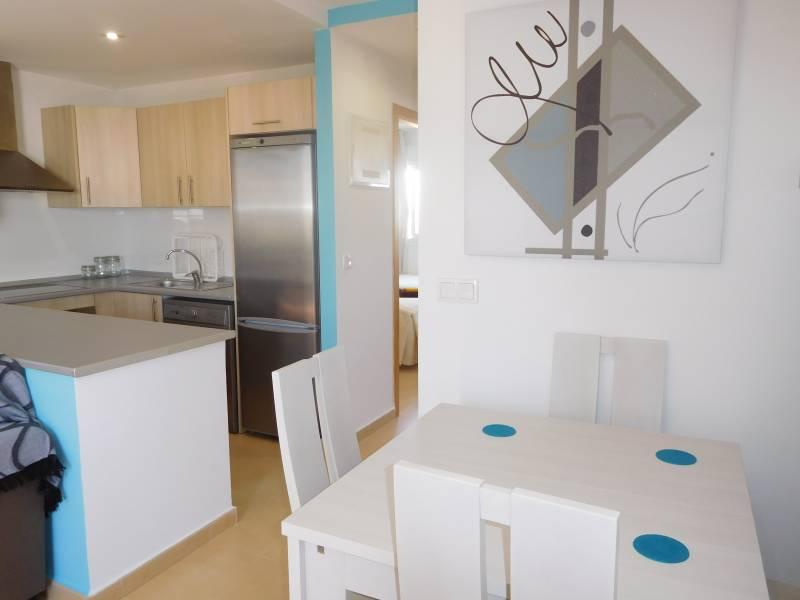 Image 1 Penthouse ref 3265-02510 for rent in Condado De Alhama Spain - Quality Homes Costa Cálida