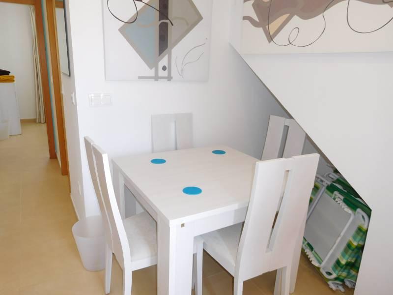Image 4 Penthouse ref 3265-02510 for rent in Condado De Alhama Spain - Quality Homes Costa Cálida