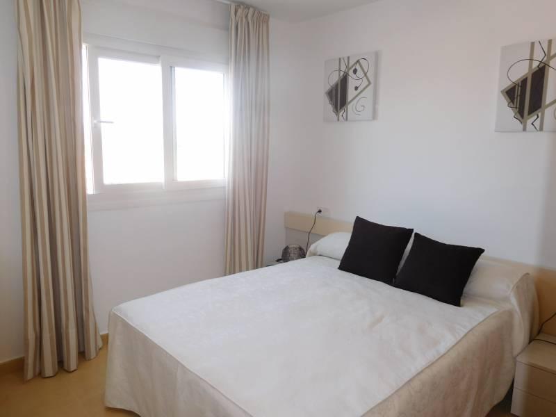 Image 5 Penthouse ref 3265-02510 for rent in Condado De Alhama Spain - Quality Homes Costa Cálida