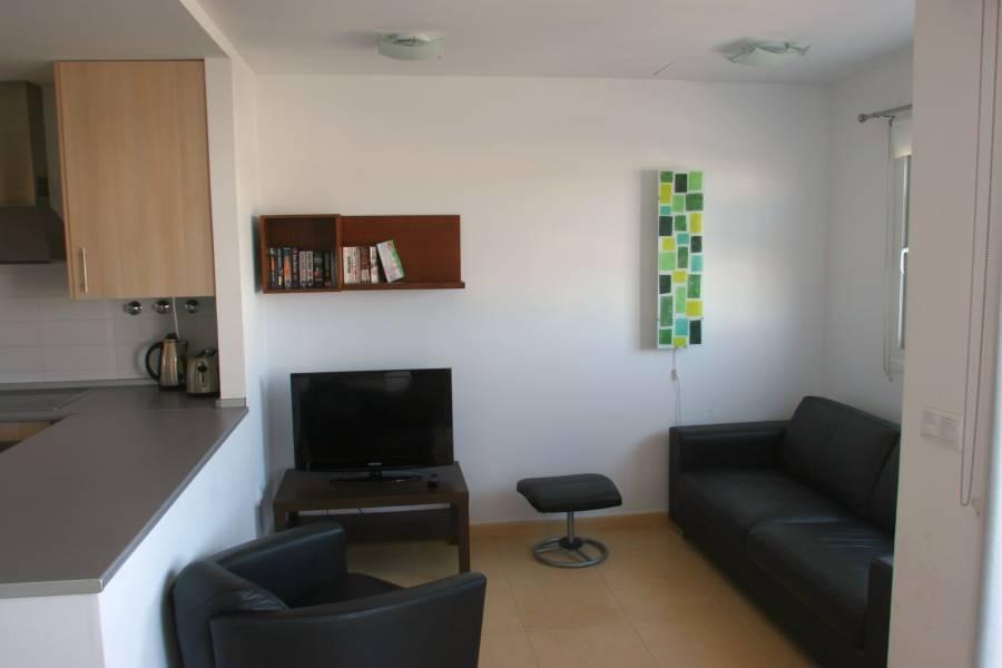 Apartment ref 3265-02523 for rent in Condado De Alhama Spain - Quality Homes Costa Cálida