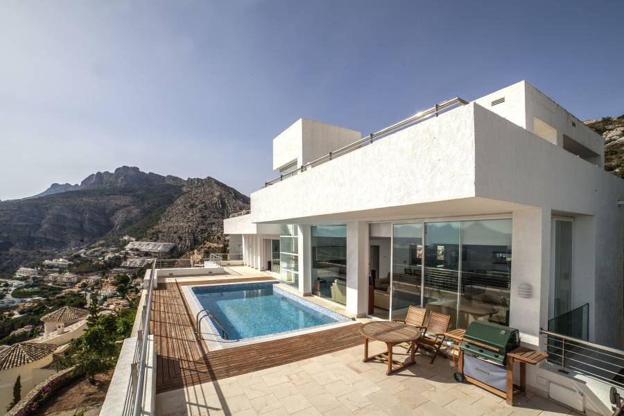 Banner for Villa de Lujo For Sale in Altea Hills, Altea With Pool