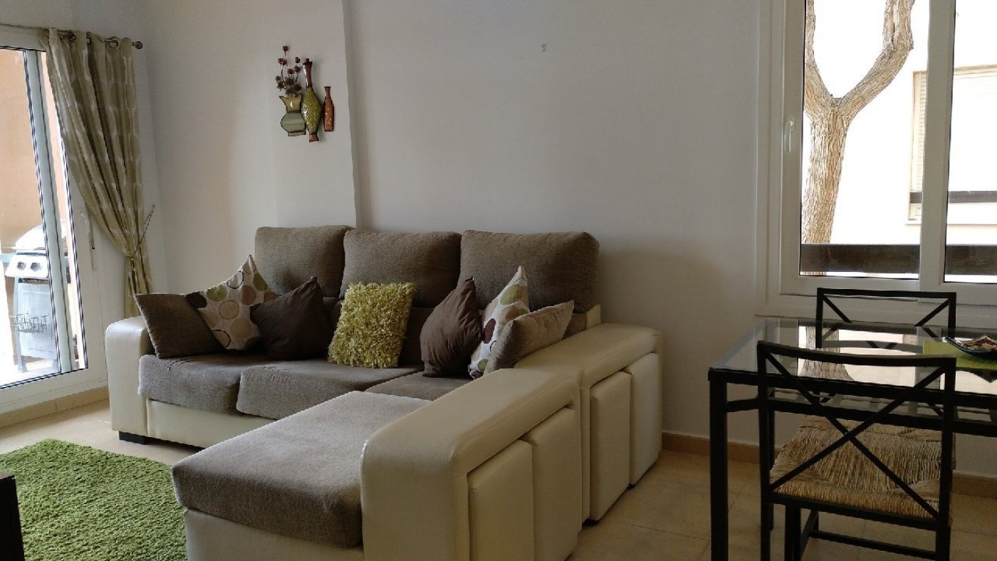 Image 2 Flat ref 2532 for rent in Condado De Alhama Spain - Quality Homes Costa Cálida