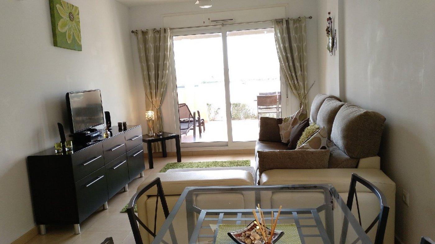 Image 3 Flat ref 2532 for rent in Condado De Alhama Spain - Quality Homes Costa Cálida