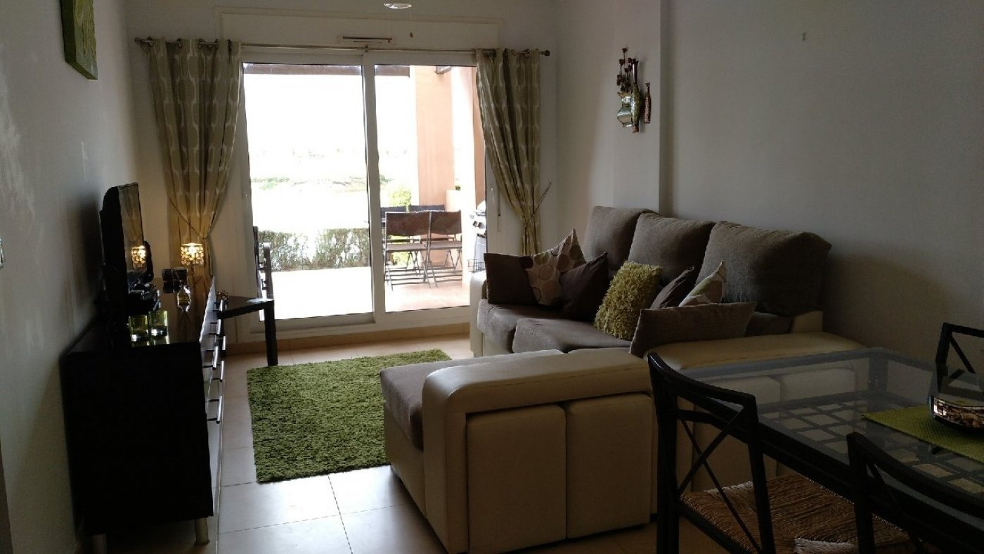 Image 5 Flat ref 2532 for rent in Condado De Alhama Spain - Quality Homes Costa Cálida