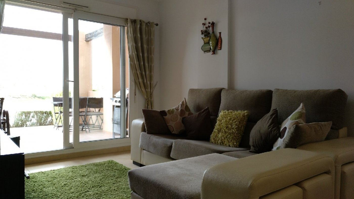 Image 6 Flat ref 2532 for rent in Condado De Alhama Spain - Quality Homes Costa Cálida