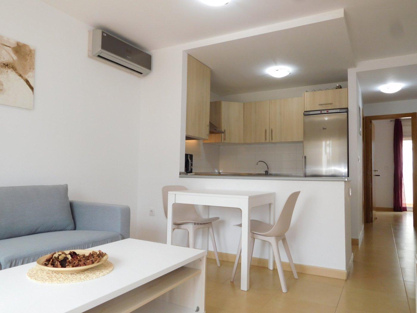 Flat ref 3265-02536 for rent in Condado De Alhama Spain - Quality Homes Costa Cálida