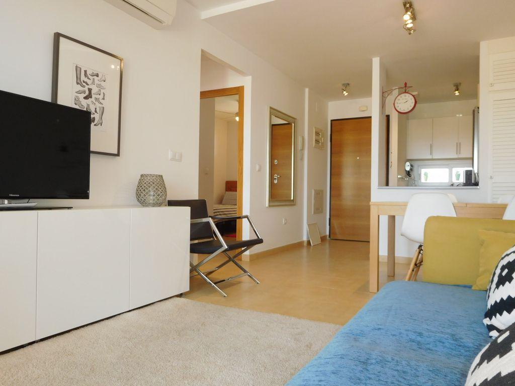 Flat ref 2644 for rent in Condado De Alhama Spain - Quality Homes Costa Cálida