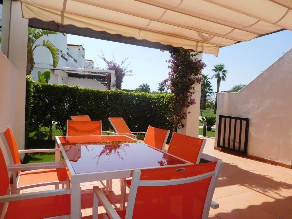 Flat ref 3265-02659 for rent in Condado De Alhama Spain - Quality Homes Costa Cálida