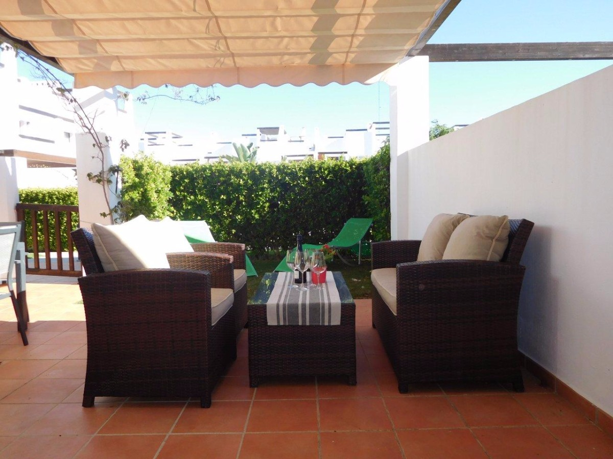 Apartment ref 2668 for sale in Condado De Alhama Spain - Quality Homes Costa Cálida