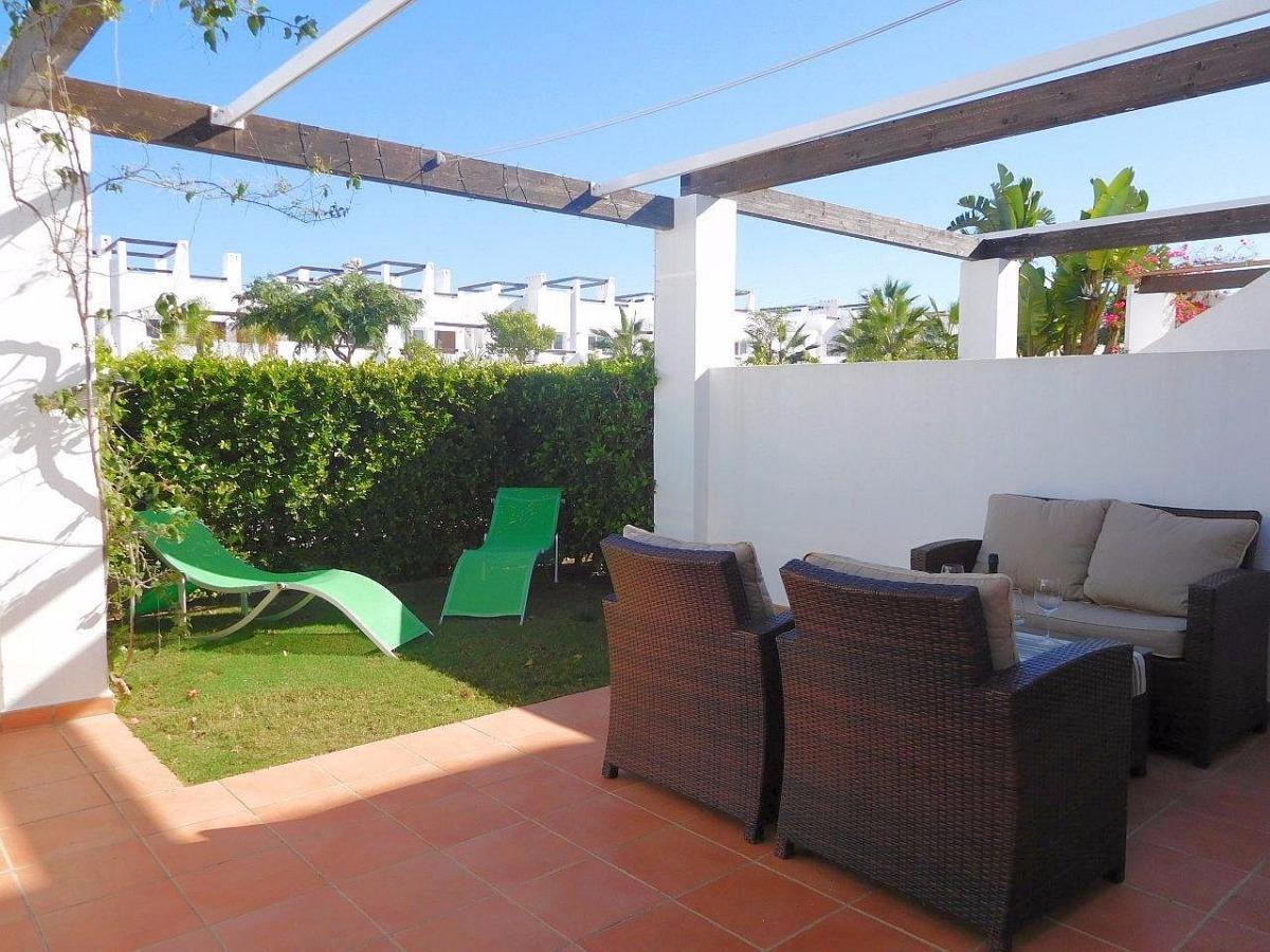 Image 1 Apartment ref 2668 for sale in Condado De Alhama Spain - Quality Homes Costa Cálida
