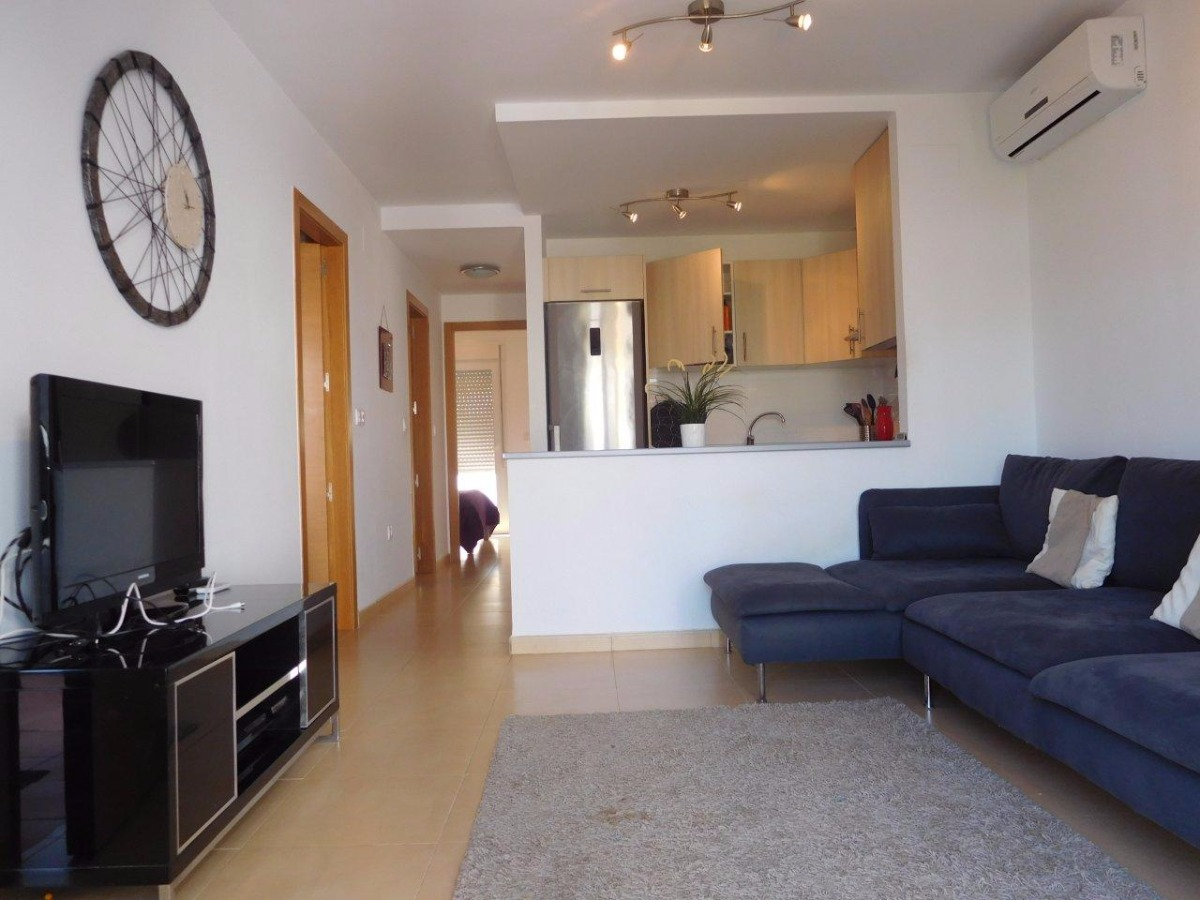 Image 3 Apartment ref 2668 for sale in Condado De Alhama Spain - Quality Homes Costa Cálida
