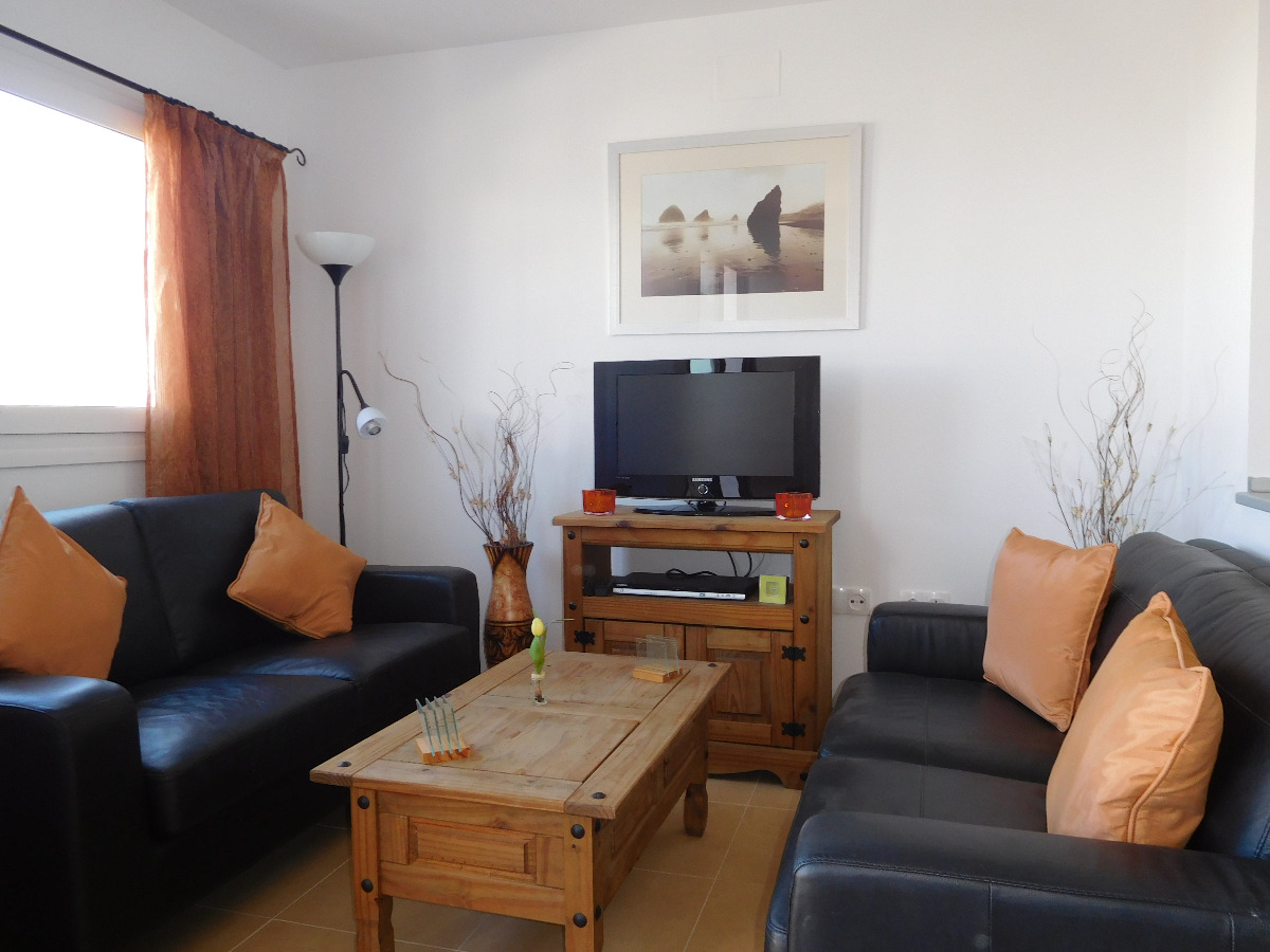 Image 1 Flat ref 2683 for rent in Condado De Alhama Spain - Quality Homes Costa Cálida