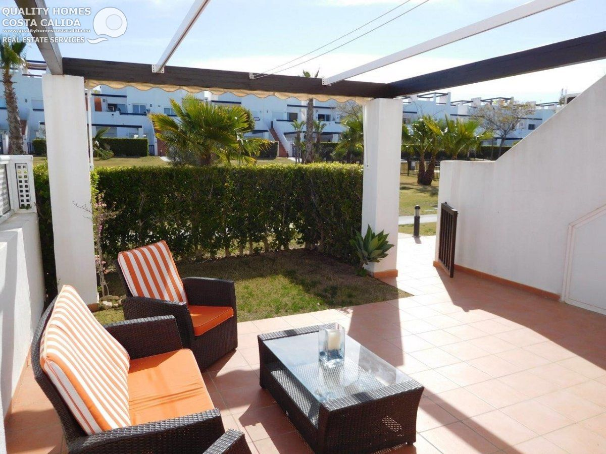 Apartment ref 2711 for sale in Condado De Alhama Spain - Quality Homes Costa Cálida