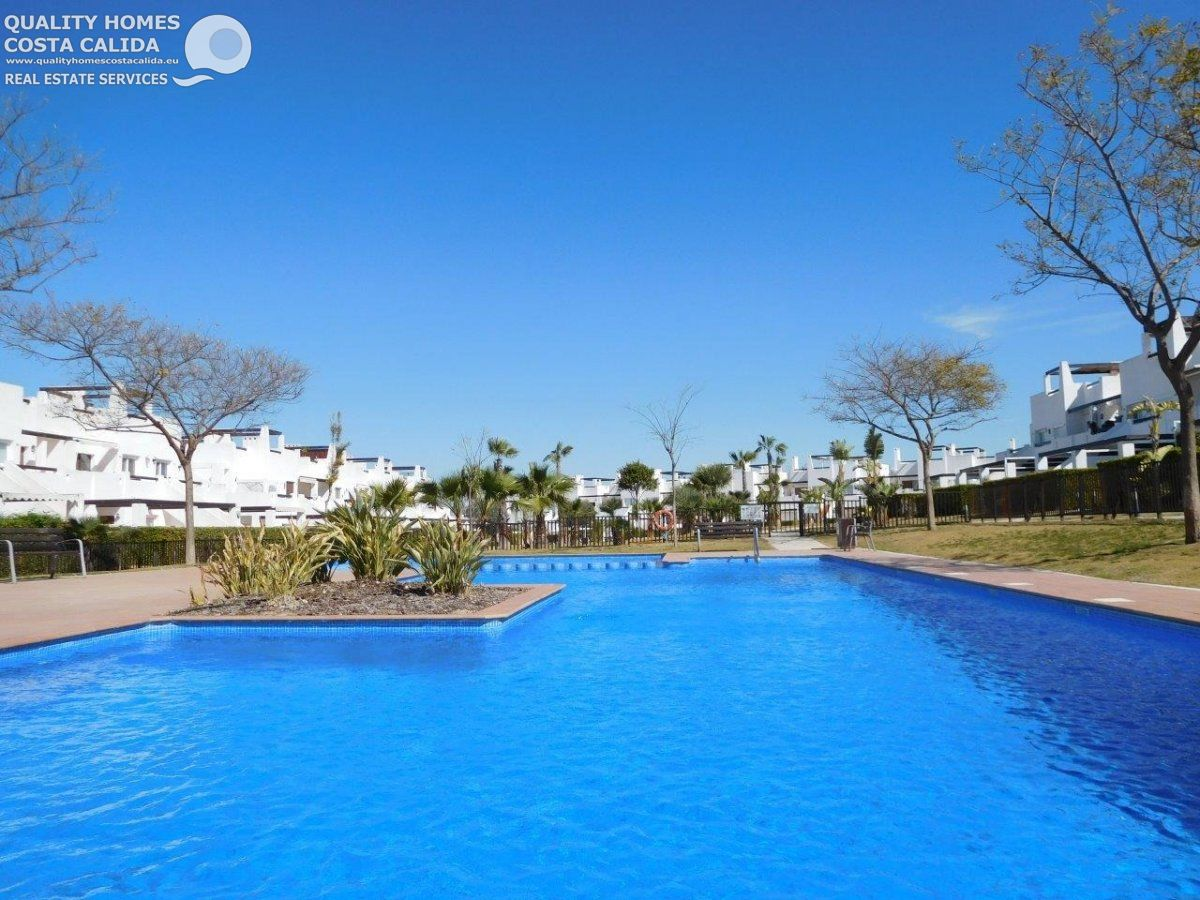 Image 1 Apartment ref 2711 for sale in Condado De Alhama Spain - Quality Homes Costa Cálida