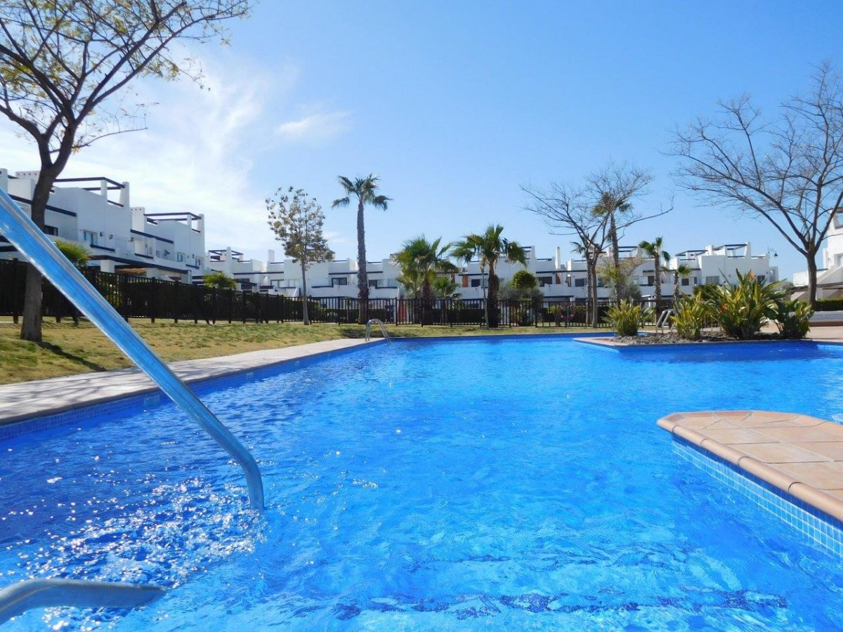 Image 1 Apartment ref 2712 for sale in Condado De Alhama Spain - Quality Homes Costa Cálida
