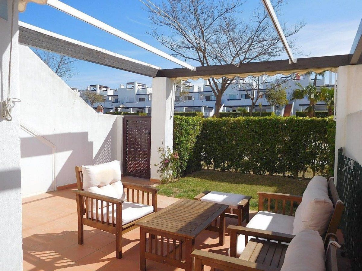 Image 5 Apartment ref 2712 for sale in Condado De Alhama Spain - Quality Homes Costa Cálida