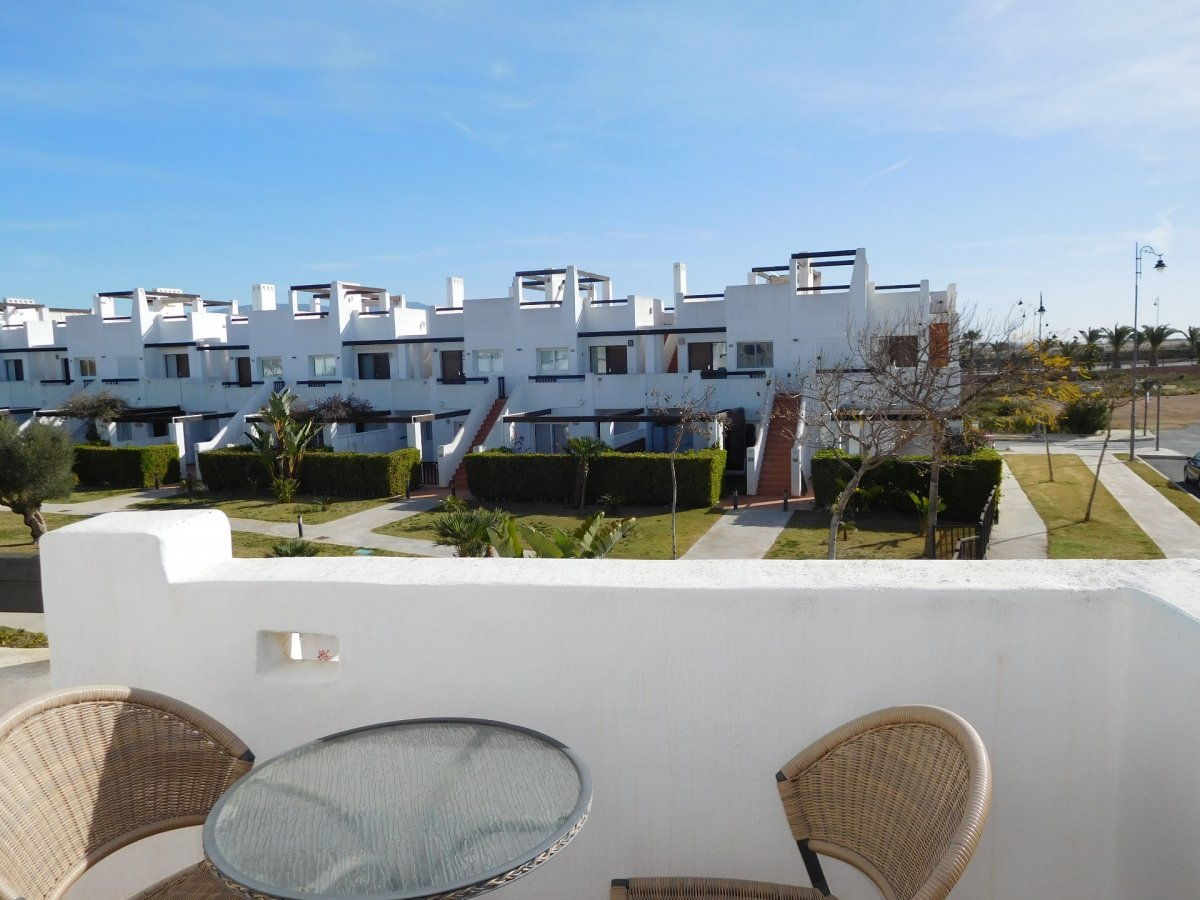 Gallery Image 11 of 2 bedroom corner apartment with ample private roof terrace, on Naranjos 2