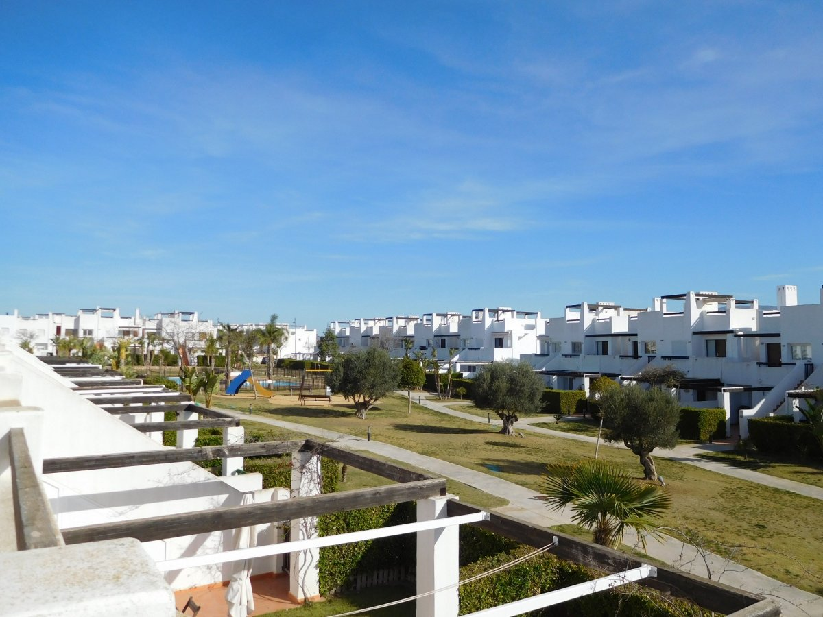 Gallery Image 12 of 2 bedroom corner apartment with ample private roof terrace, on Naranjos 2