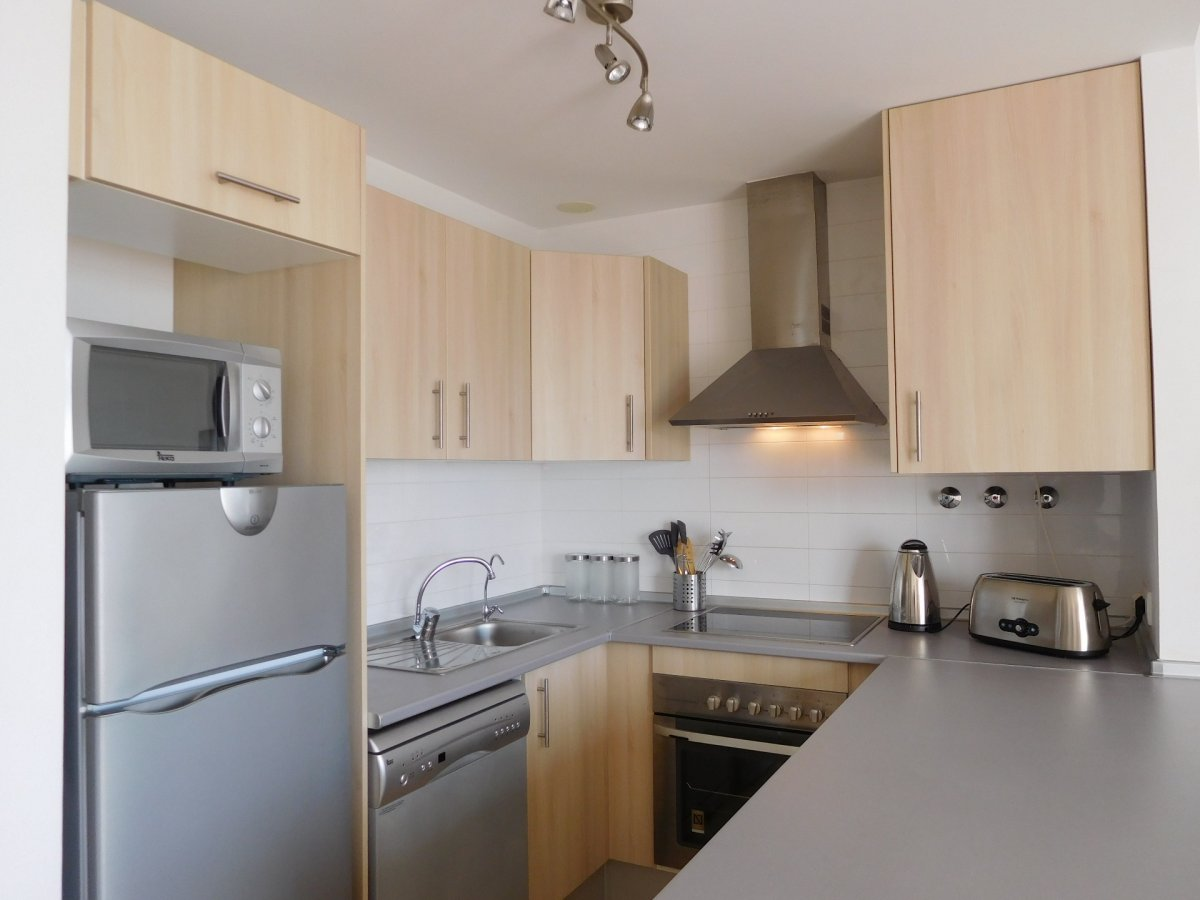 Gallery Image 21 of 2 bedroom corner apartment with ample private roof terrace, on Naranjos 2