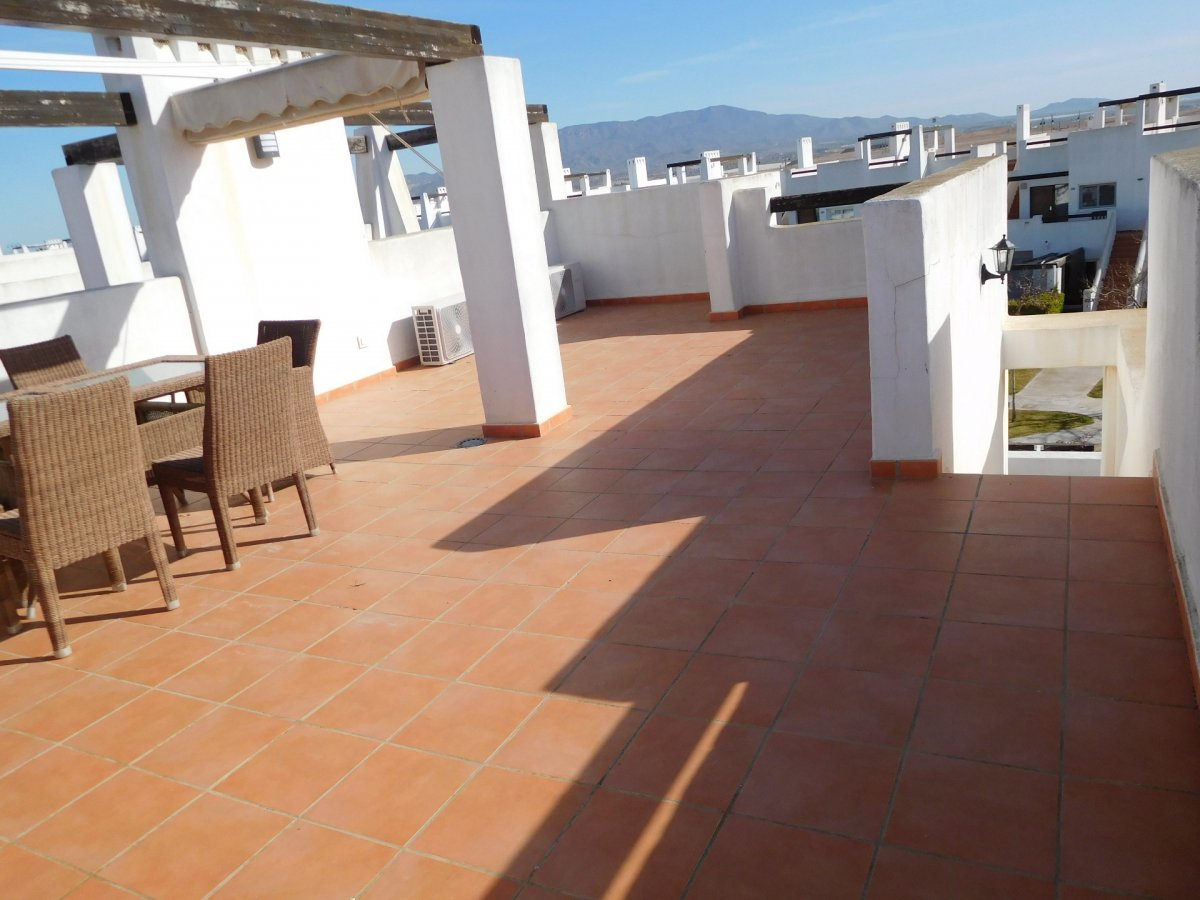 Gallery Image 25 of 2 bedroom corner apartment with ample private roof terrace, on Naranjos 2