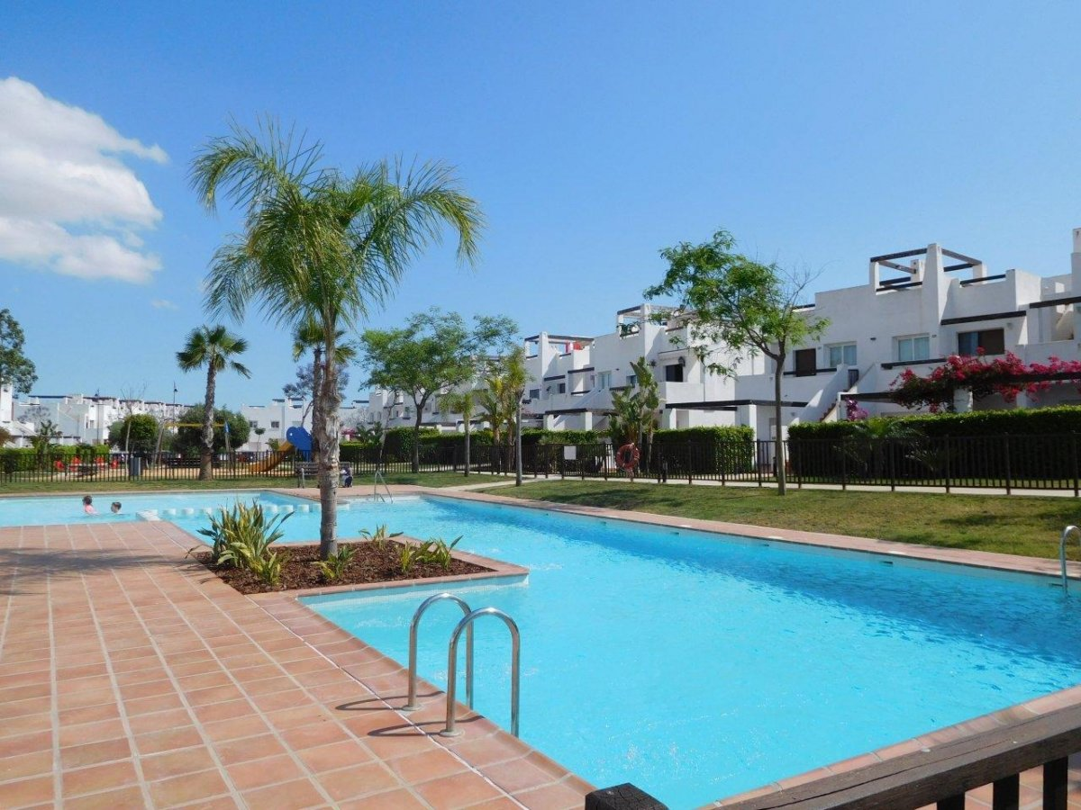 Gallery Image 31 of 2 bedroom corner apartment with ample private roof terrace, on Naranjos 2