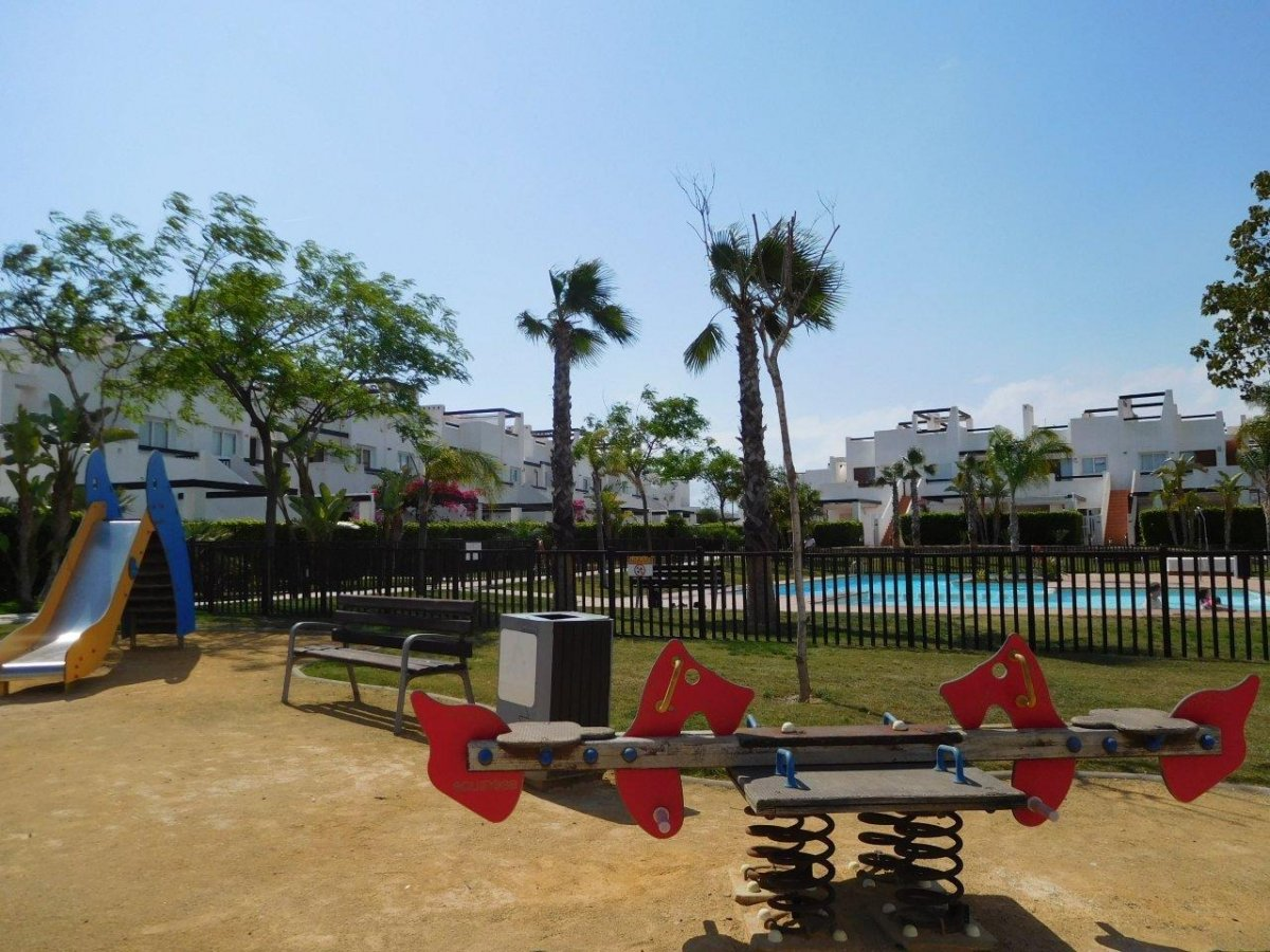 Gallery Image 35 of 2 bedroom corner apartment with ample private roof terrace, on Naranjos 2