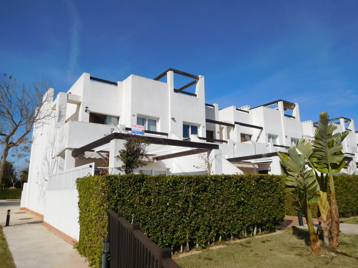 Gallery Image 36 of 2 bedroom corner apartment with ample private roof terrace, on Naranjos 2