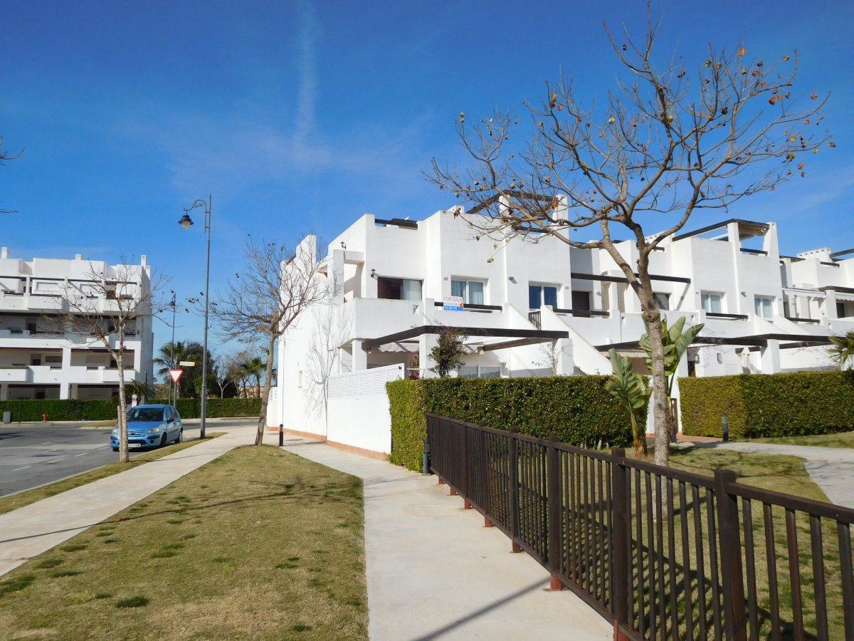 Gallery Image 37 of 2 bedroom corner apartment with ample private roof terrace, on Naranjos 2
