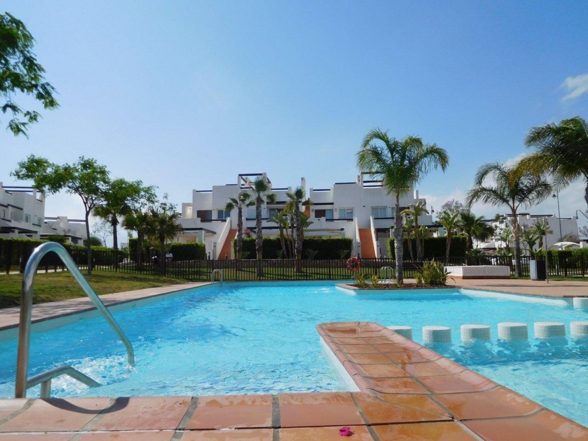 Gallery Image 3 of 2 bedroom corner apartment with ample private roof terrace, on Naranjos 2