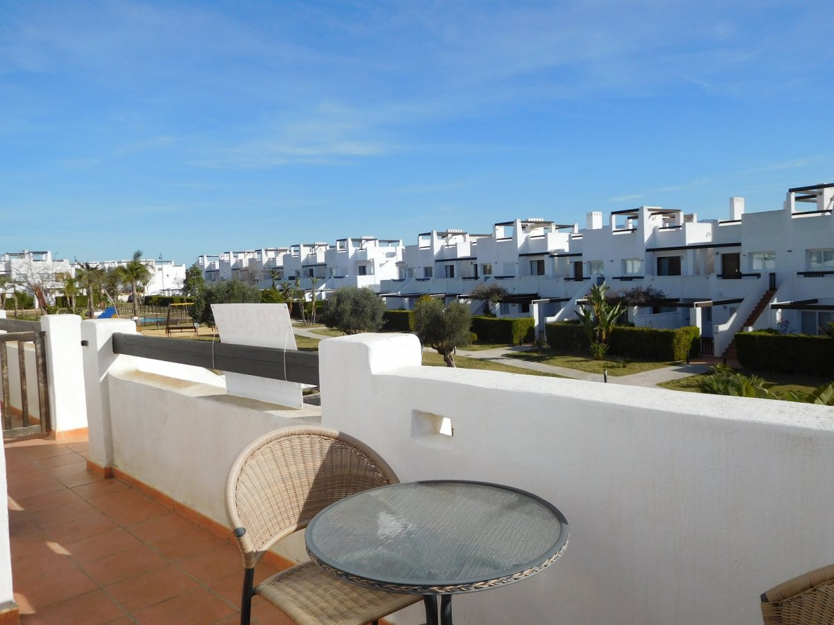Gallery Image 5 of 2 bedroom corner apartment with ample private roof terrace, on Naranjos 2