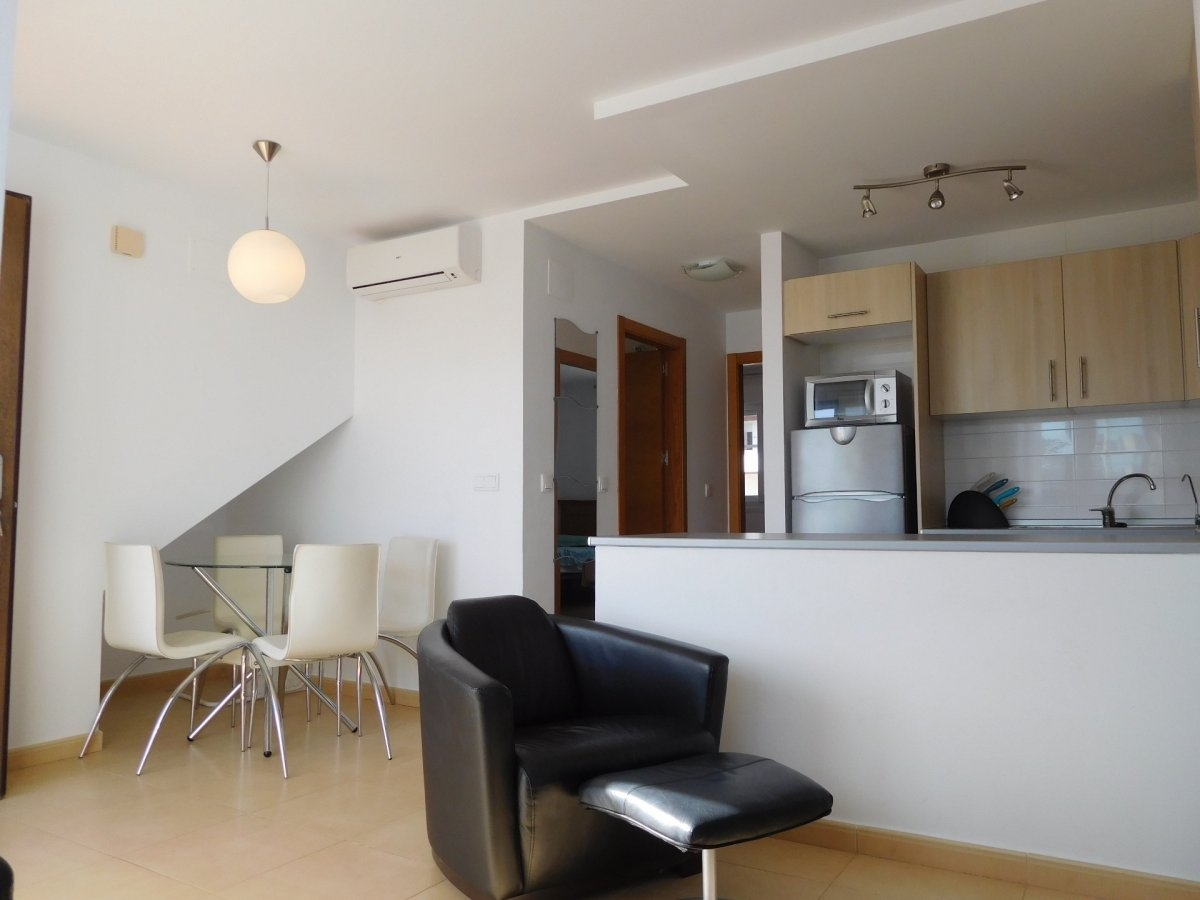 Gallery Image 7 of 2 bedroom corner apartment with ample private roof terrace, on Naranjos 2