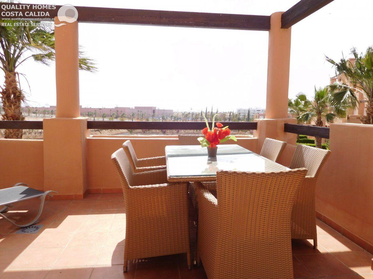 Apartment ref 2722 for sale in Condado De Alhama Spain - Quality Homes Costa Cálida