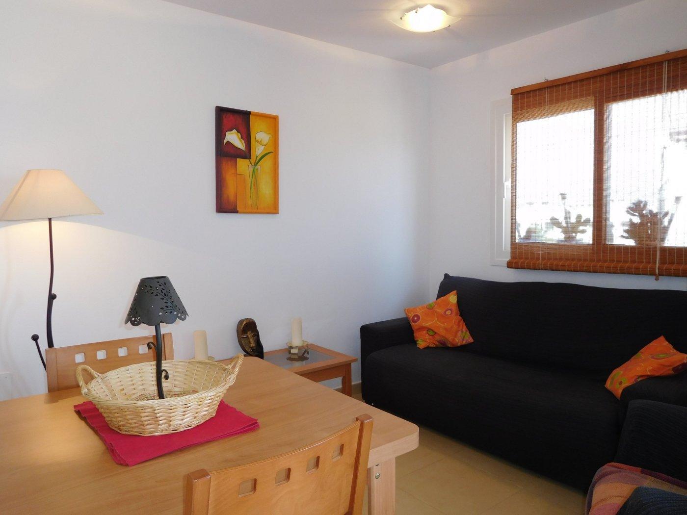 Image 2 Apartment ref 3265-02752 for rent in Condado De Alhama Spain - Quality Homes Costa Cálida