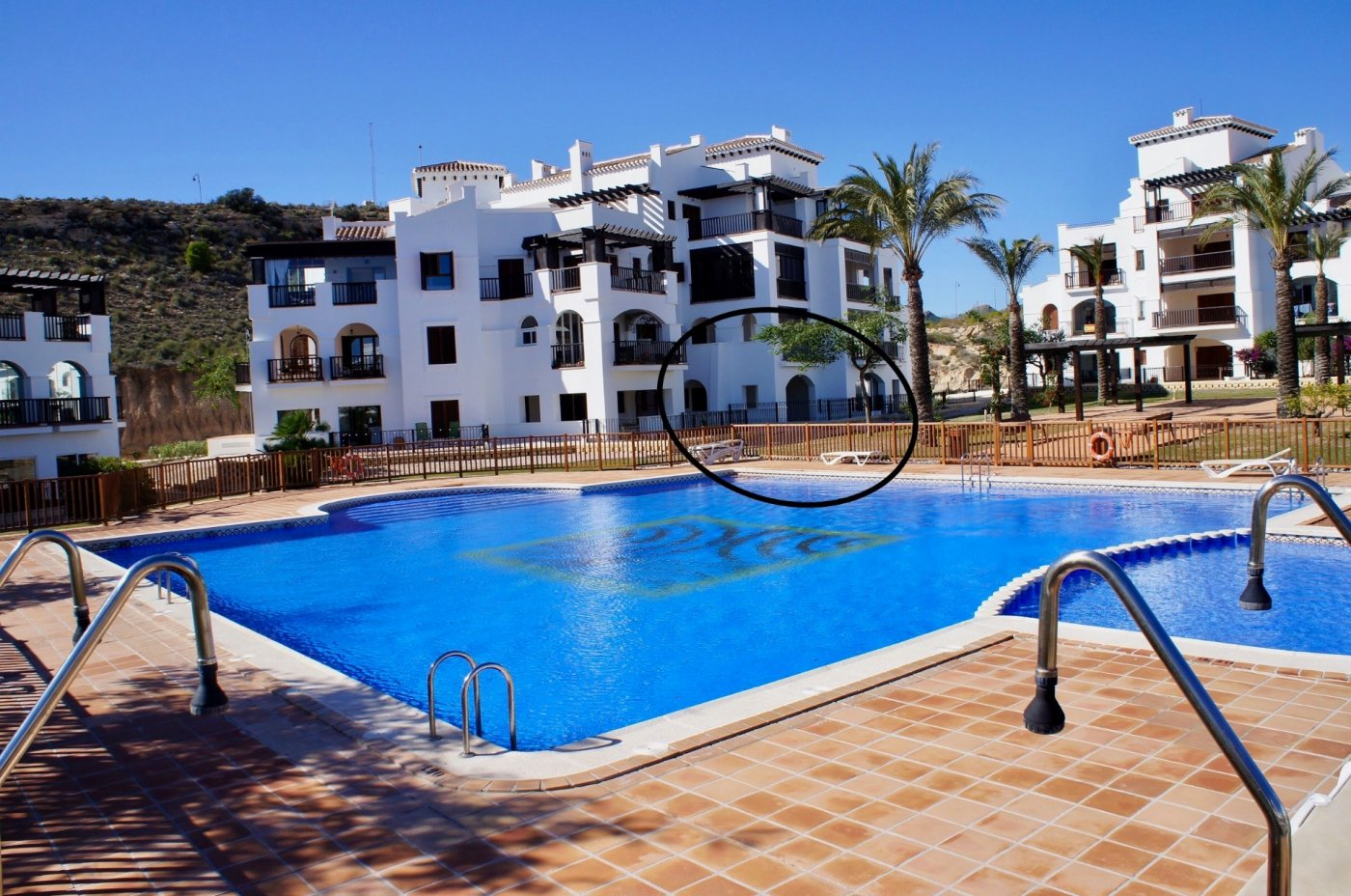 Apartment ref 3265-02778 for sale in El Valle Golf Resort Spain - Quality Homes Costa Cálida