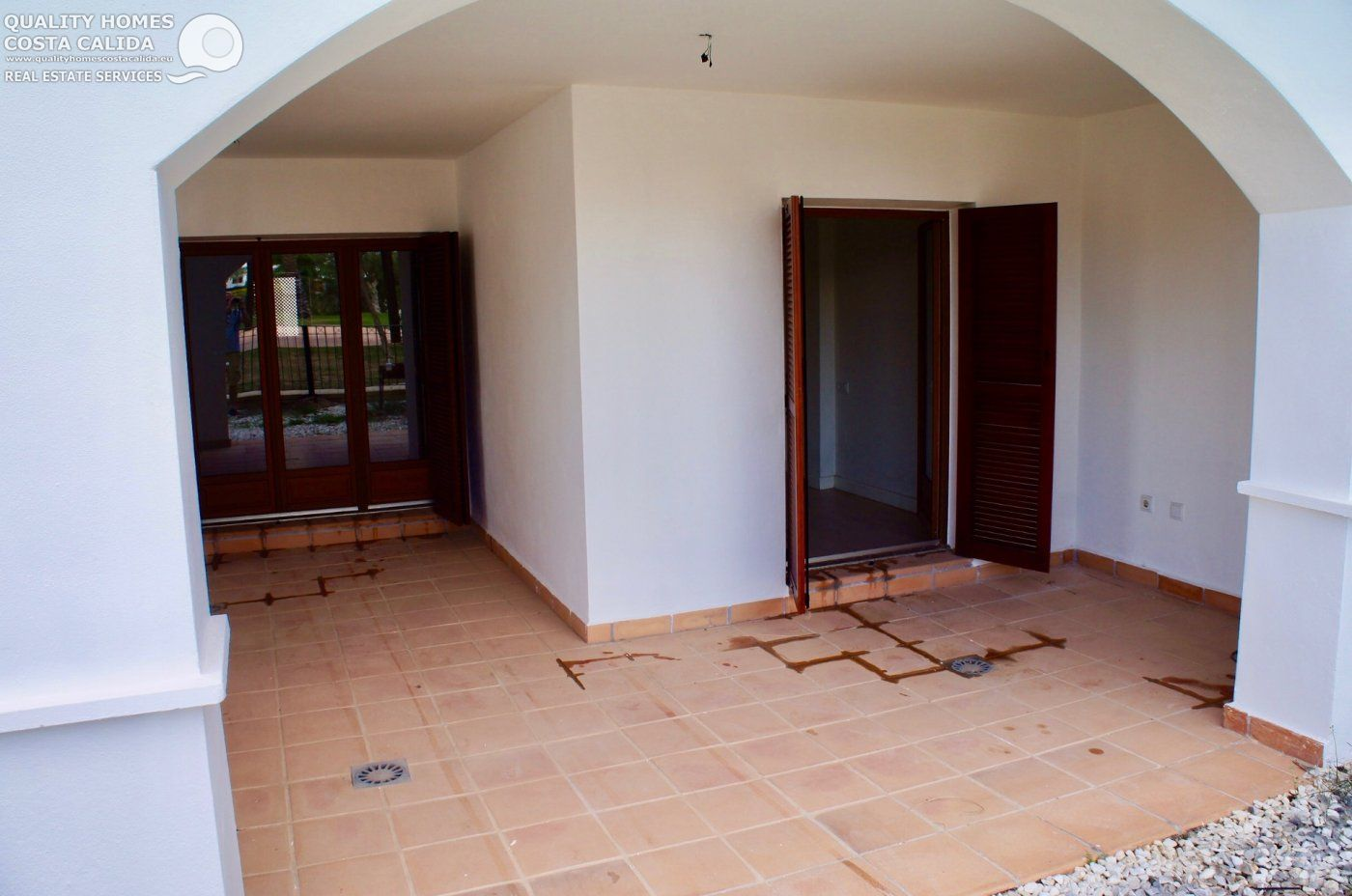 Gallery Image 15 of Garden flat with pool view, 2 bed and 2 bath in lovely Golf Resort