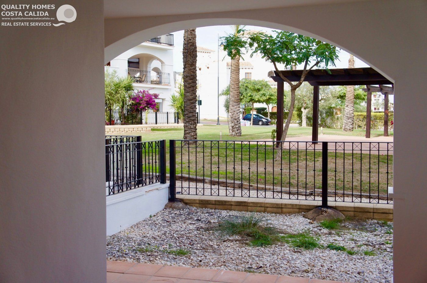 Gallery Image 23 of Garden flat with pool view, 2 bed and 2 bath in lovely Golf Resort