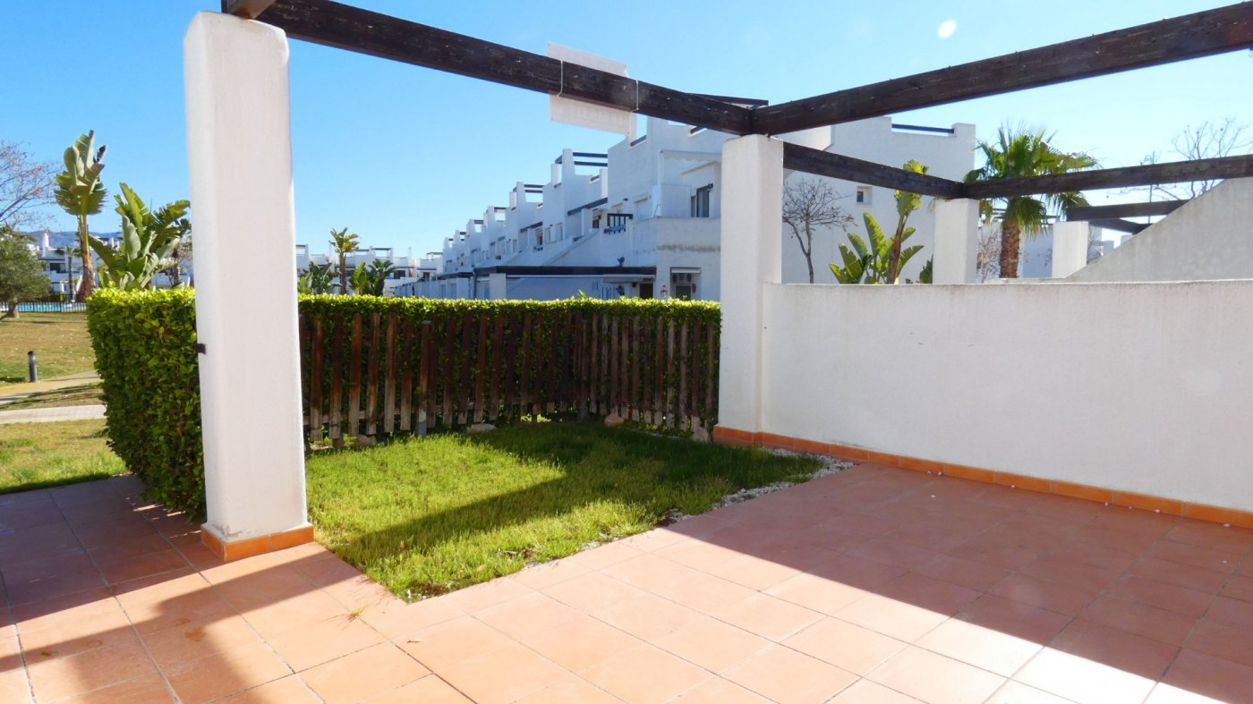 Apartment ref 2783 for sale in Condado De Alhama Spain - Quality Homes Costa Cálida
