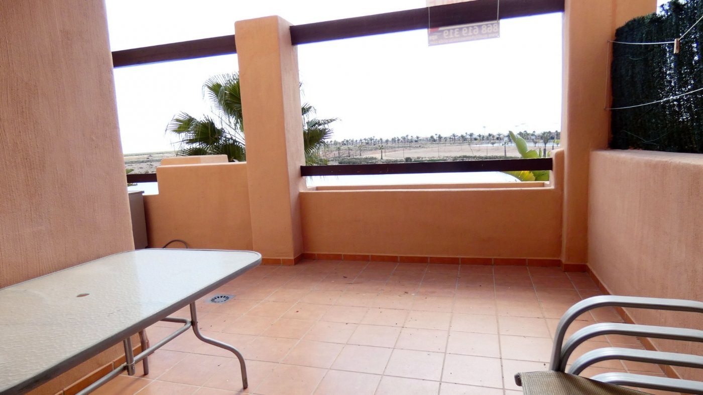 Gallery Image 17 of Bright and South-West facing 2 bedroom apartment in La Isla, with prime views and afternoon sun