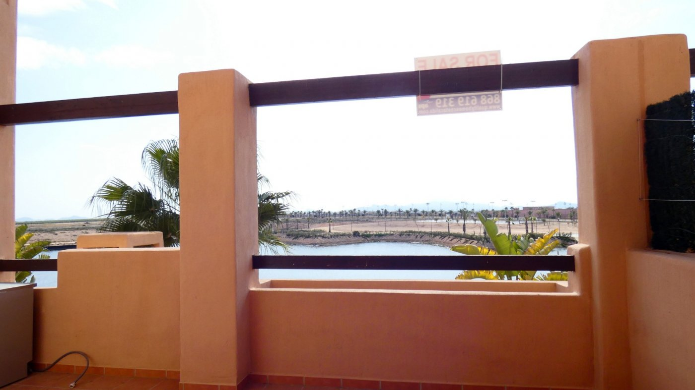 Gallery Image 18 of Bright and South-West facing 2 bedroom apartment in La Isla, with prime views and afternoon sun