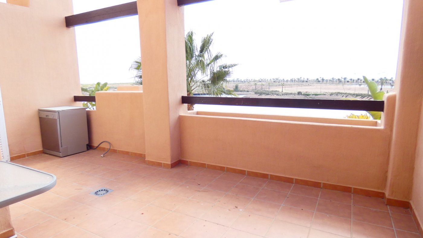 Gallery Image 1 of Bright and South-West facing 2 bedroom apartment in La Isla, with prime views and afternoon sun