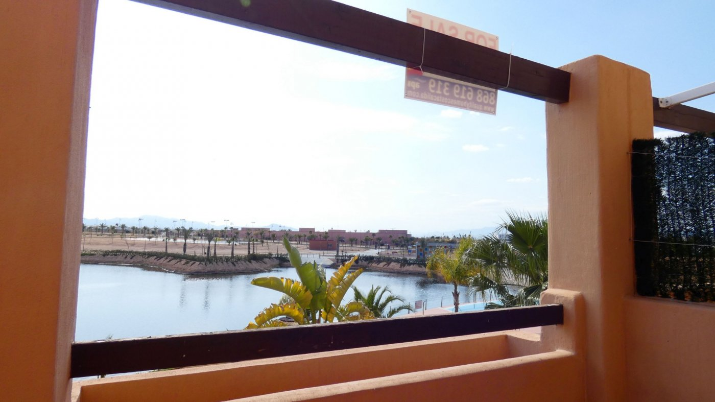 Gallery Image 2 of Bright and South-West facing 2 bedroom apartment in La Isla, with prime views and afternoon sun