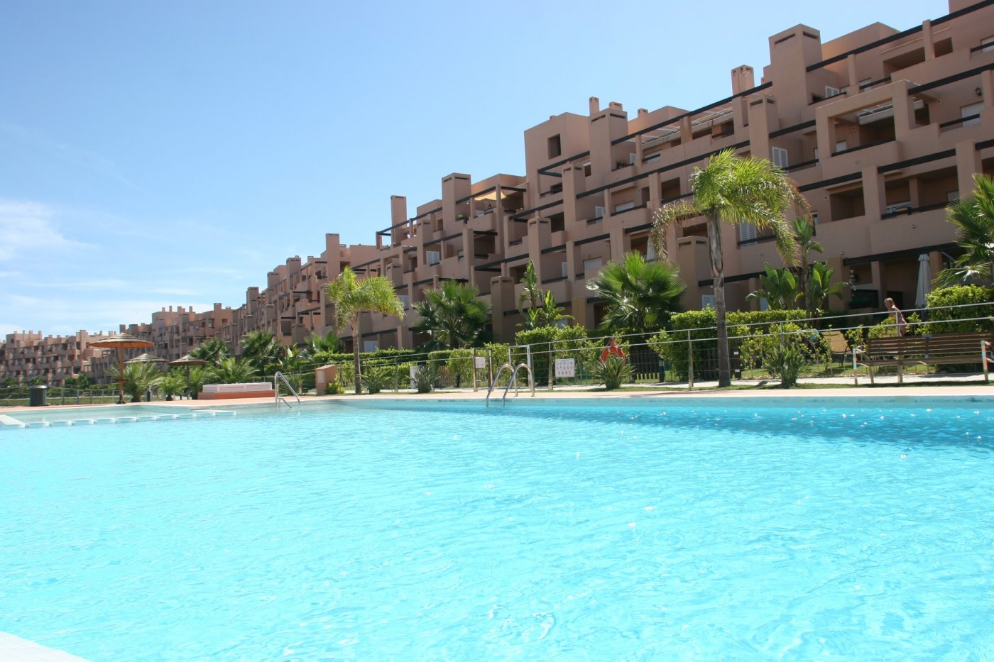 Gallery Image 39 of Bright and South-West facing 2 bedroom apartment in La Isla, with prime views and afternoon sun