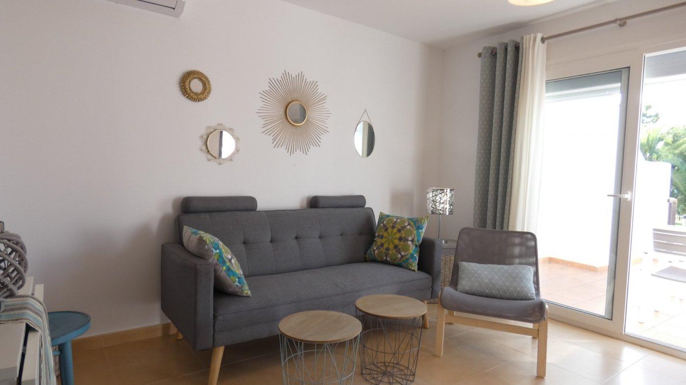 Apartment ref 3265-02786 for rent in Condado De Alhama Spain - Quality Homes Costa Cálida
