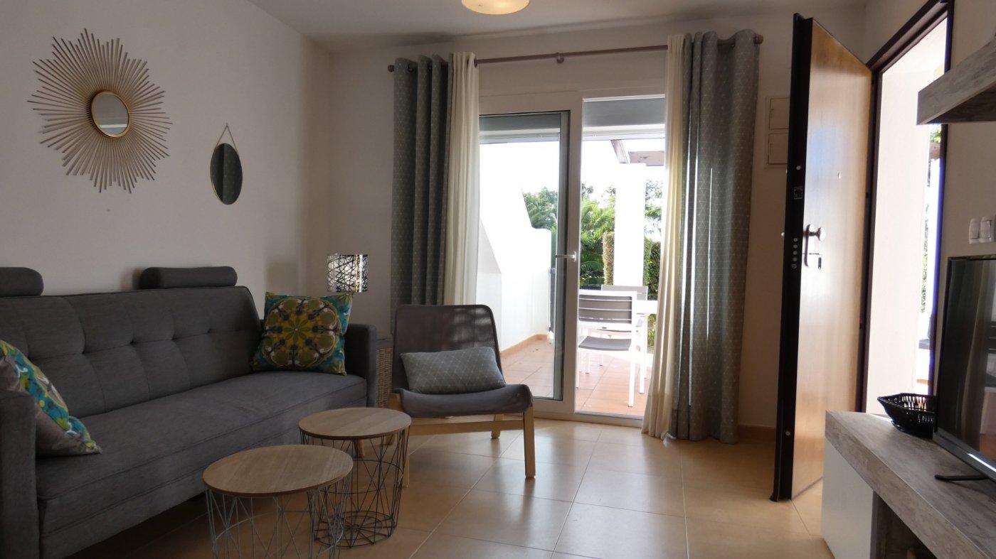 Image 1 Apartment ref 3265-02786 for rent in Condado De Alhama Spain - Quality Homes Costa Cálida