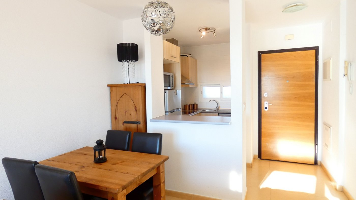 Gallery Image 16 of NEW ON THE MARKET! Front line golf ground floor apartment at Condado de Alhama for sale