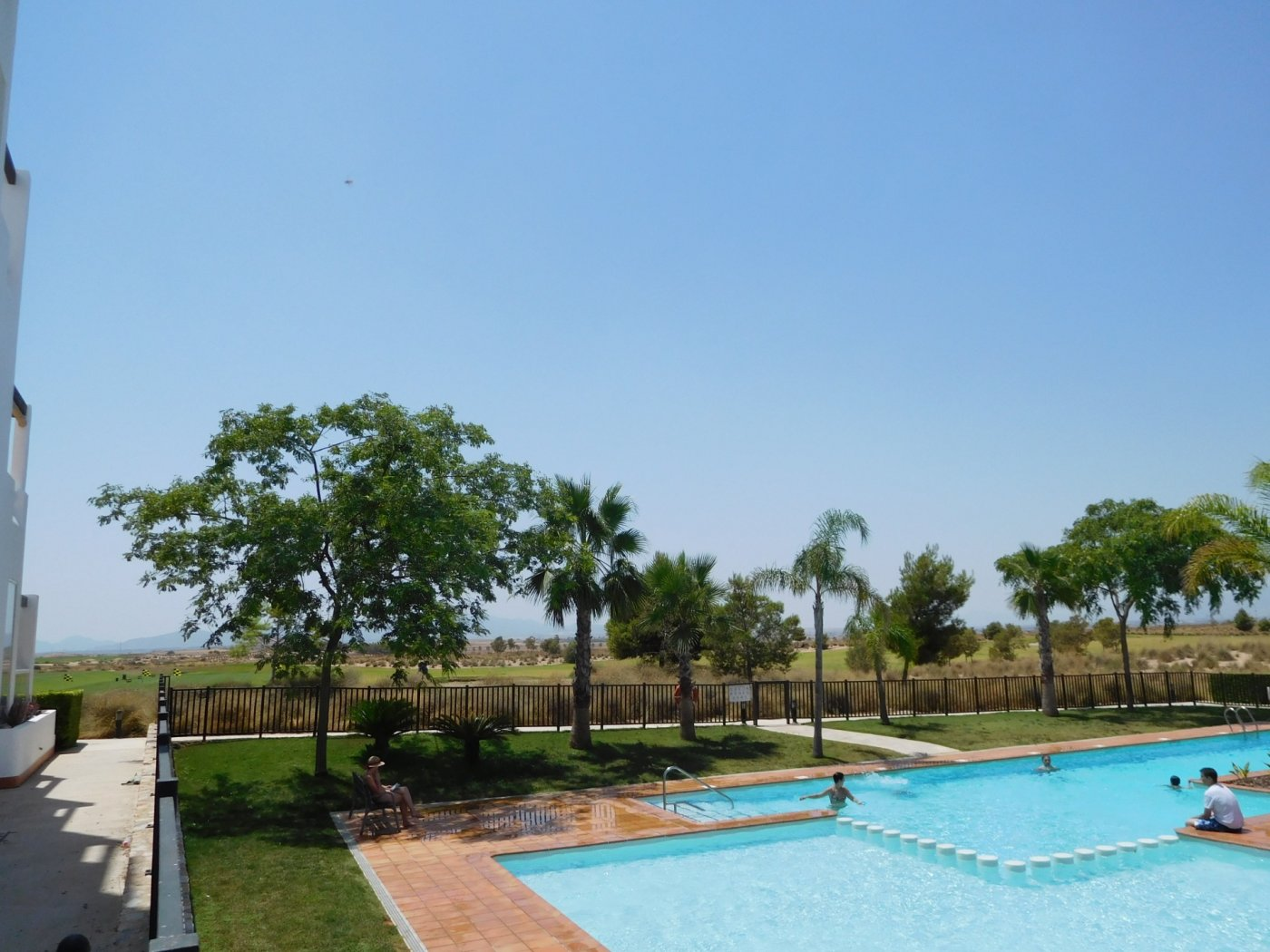Gallery Image 26 of NEW ON THE MARKET! Front line golf ground floor apartment at Condado de Alhama for sale