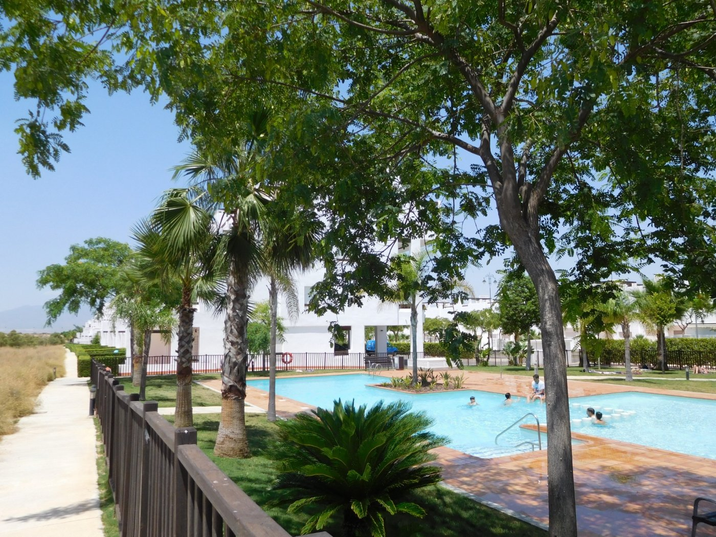 Gallery Image 28 of NEW ON THE MARKET! Front line golf ground floor apartment at Condado de Alhama for sale
