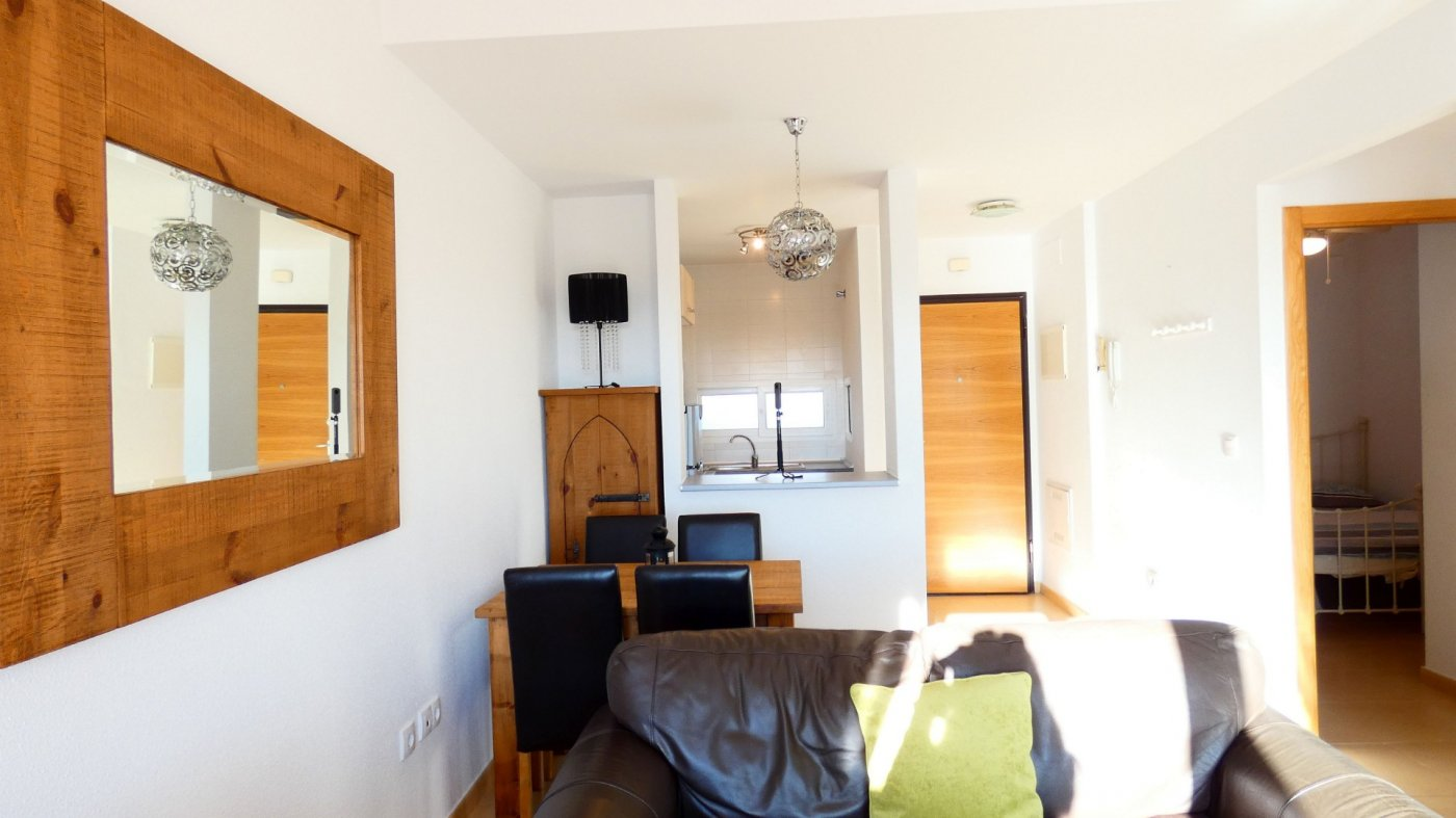Gallery Image 6 of NEW ON THE MARKET! Front line golf ground floor apartment at Condado de Alhama for sale